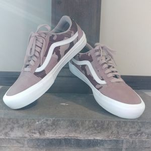 Vans Old Skool Pro Desert Camo UltraCush